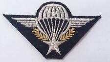 écusson Patch BRODÉ type Brevet BMP TAP PARA Armée de l'Air & 2°REP LÉGION