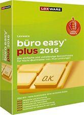 Lexware büro easy plus 2016 (11.00) - NEU und versiegelt -
