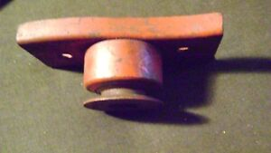 """Vintage Toro Whirlwind / Guardian  """"S"""" BLADE HUB AND PULLEY"""