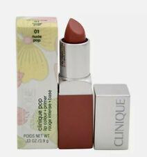 Clinique Pop Lip Colour + Primer - # 01 Nude Pop By Clinique For Women - 0.13 Oz