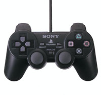 Playstation 2 PS2 Official OEM Sony Dualshock 2 Controller - FREE SHIP