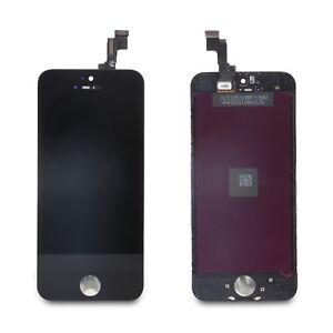 **Juli 2021er** Original Refurbished iPhone SE / 5s Display in schwarz