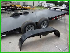 New 7 x 18' Electric Hydraulic Tilt Hawke CAR hauler trailer 10000 lbs GVW 10k