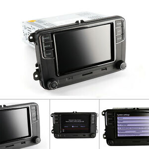 Noname CarPlay Android Auto RCD330 RCD360 RCD340G Car Stereo 6RD 035 187B For VW