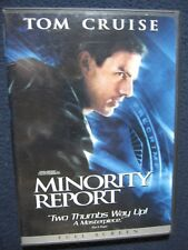 Minority Report (Widescreen Two-Disc Special Edition) [Dvd] [2002] Tom Cruise