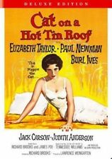 Cat on a Hot Tin Roof Deluxe Edition 0012569698529 DVD Region 1