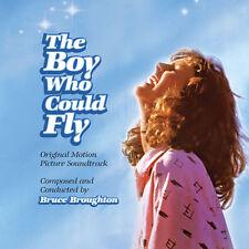 LA TETE DANS LES NUAGES (THE BOY WHO COULD FLY) MUSIQUE - BRUCE BROUGHTON (CD)