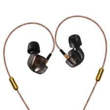 Original KZ-ATE Copper Driver HiFi Bass Sport Headphones In-Ear Earphone Earbuds
