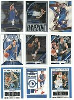 x9 Different LUKA DONCIC 2019-20 Basketball card lot/set Select Optic Revolution