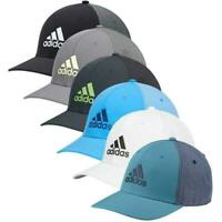 adidas 2020 Mens A-Stretch Badge Of Sport Tour Snapback Golf Hat / Cap