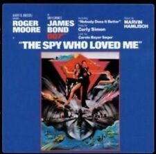 The Spy Who Loved Me - Various Artists (NEW CD)
