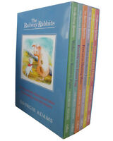 Railway Rabbits Collection Georgie Adams 6 Books Set Pack