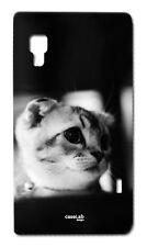 CUSTODIA COVER CASE GATTO DOLCE SWEET KAWAII CAT PER LG OPTIMUS L4 II E440