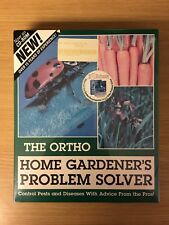 The Ortho Home Gardener's Problem Solver on Cd-Rom - Factory Sealed