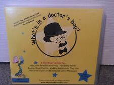 Whats In A Doctors Bag? Fun Way For Kifs To Learn How Body Works Rare DVD Health