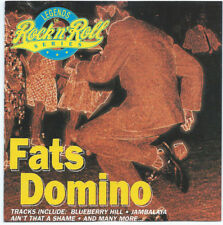 Fats Domino ‎- Legends of Rock 'n' Roll / EMI ‎Records CD 1992 – CDP 7981242