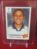 Roberto Carlos Real Madrid 1st Champions League 1999/00 Panini Sticker
