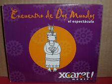 Encuentro De Dos Mundos - El Espectaculo CD Rare LATIN