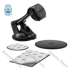 Arkon Magnetic Sticky Suction Universal Phone Mount for Car