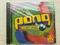 Pong The Next Level (Atari) 1999 Windows BRAND NEW & SEALED {B99}