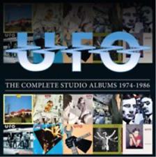 UFO-The Complete Studio Albums 1974-1986 (US IMPORT) NEW