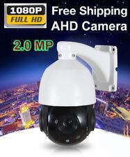36 X Zoom 1080P 2.0MP 5500TVL PTZ Speed Dome AHD CCTV Camera Night Vision Sony