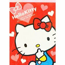 Hello Kitty Note Pad A6 Fc Lp 01
