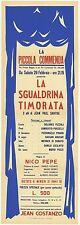 La sgualdrina timorata Di Jean Paul Sartre regia Nico Pepe Milano teatro Milano