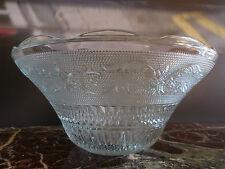 coupe en verre art-déco art nouveau CERAMIC by PN