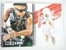BigBang mini notebook Official Merchandise KPOP NEW Big Bang G-Dragon GD new
