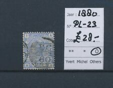 LM84057 Great Britain 1880 queen Victoria classic lot used cv 28 £