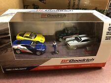Greenlight 1:64 scale B.F. Goodrich Tires DIORAMA Set