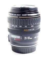 28-105mm f3.5-4.5 Canon EF USM Lente Per 1200D 650D 450D 550D 750D 100D 70D 7D 5D