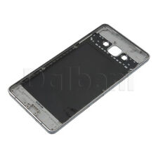 Samsung Galaxy A7 Battery Door Back Cover Plate Replacement Part Black