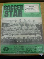 18/02/1966 Soccer Star Weekly Magazine: Vol. 14 No. 23 - Features: Everton On Co