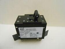 CD1 D-DAAHA2-SAB0XBL-BS3000X-1 120/240VAC 50/60 Hz 2 POLE 30 AMP CIRCUIT BREAKER