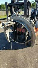 Mathey Dearman 5sa Manual Saddle Pipe Beveling Machine 24 30