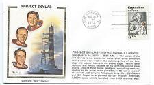 11/16/73 Project Skylab 3rd Astronaut Launch