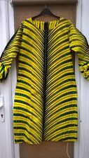 Handmade AFRICAN Dress:Size 16: New Without Tags (Please read description below)