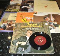 Violin heaven Heifetz, Szering, Milstein,more all  playing minty HEAR and enjoy