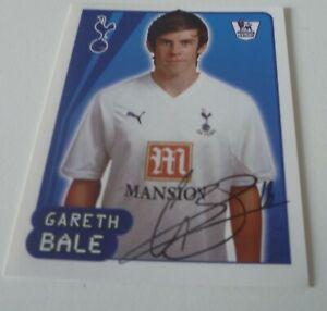 Merlin Premier League 2008 Football Sticker 568 Gareth Bale Tottenham Rookie