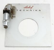 Linhof Technika 4x5 III 42MM 42 HOLE Lens Board LARGE FORMAT ONLY FREE SHIPPING