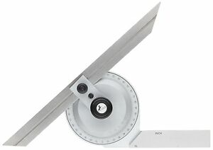 Brown and Sharpe 599-490-8 Bevel Protractor  LAST ONE IN STOCK!  VINTAGE!!