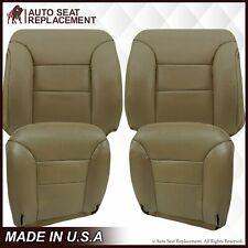 1995 To 1999 GMC Sierra& Chevy Tahoe Suburban Seat Cover TAN-Choose Your Option
