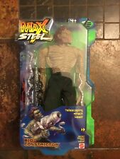 Max Steel Bio Constrictor Action Figure Mattel 2000 New Sealed