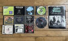 Lot Suicidal Tendencies Infectious Grooves Promo CD Rare Press Kit + Metallica