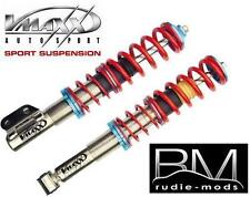 V-MAXX Audi A4 B6 B7 Saloon FWD 2000-2007 Coilover lowering kit upto 65mm