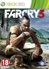 Far Cry 3 Xbox 360 (in Top Zustand)