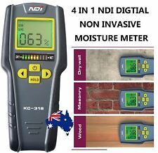 4 IN 1 NDI DIGTIAL NON DISTRUCTIVE MOISTURE METER