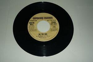 "MARTIN MULL - Do the dog - 1975 US DJ Promo 7"" Vinyl SIngle"